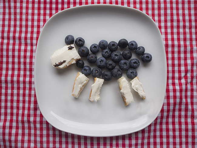 sheep snack