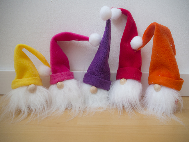 gnomes ornaments