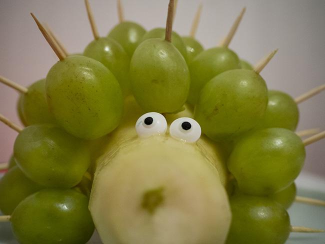 Hedgehog Fruits
