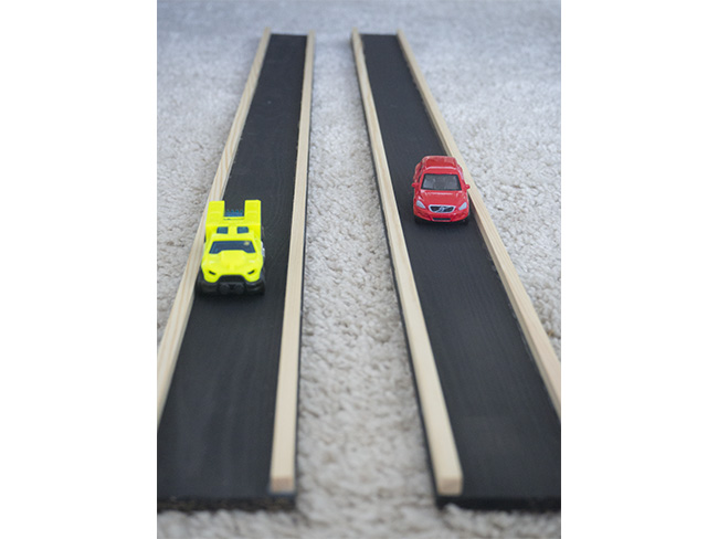 DIY Wooden Road