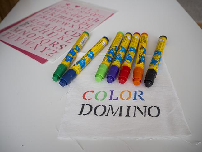 Color Domino