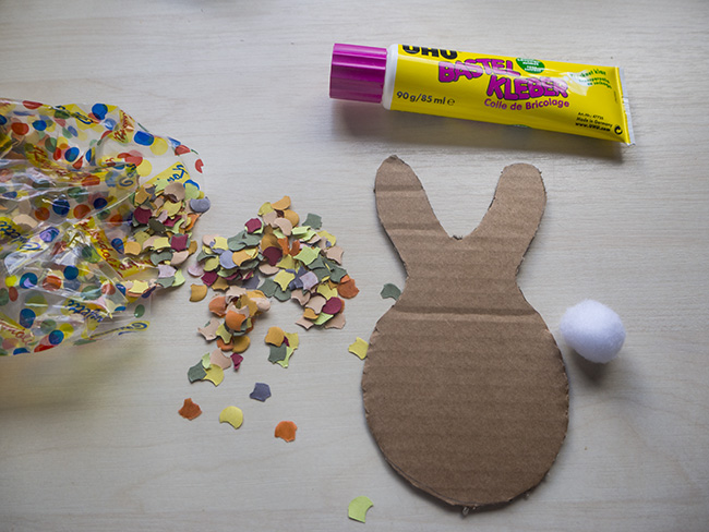 Confetti Bunny