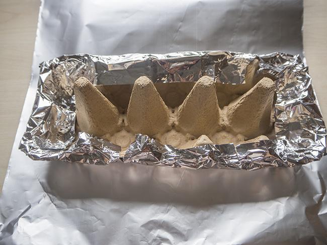 Eggbox Ship
