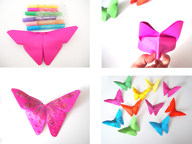 origami butterfly mix2